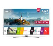 "LG 43UJ701V 43"" 4K Ultra HD Smart TV Wi-Fi Zilver LED TV"