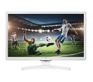 LG 24MT49VW-WZ 24'' HD Wit LED TV
