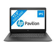 "HP Pavilion 17-ab360nd 2.8GHz i7-7700HQ 17.3"" 1920 x 1080pixels Black Notebook"