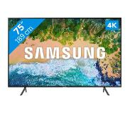 "Samsung UE75NU7100 LED TV 190,5 cm (75"") 4K Ultra HD Smart TV Wi-Fi Zwart"