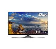 "Samsung UE40MU6100 40"" 4K Ultra HD Smart TV Zwart, Zilver LED TV"