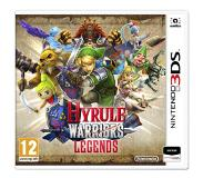 Games Hyrule warriors (3DS)