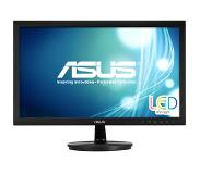 "Asus VS228DE LED display 54,6 cm (21.5"") Full HD Zwart"