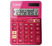 Canon LS-123k calculator Desktop Basisrekenmachine Roze