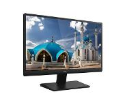 "HKC 2476AH 23.6"" Full HD TN Mat Zwart computer monitor LED display"