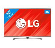 "LG 70UJ675V 70"" 4K Ultra HD Smart TV Wi-Fi Zilver LED TV"