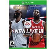 Electronic Arts NBA 18 NL/FR Xbox One
