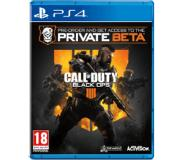 Blizzard Call of Duty: Black Ops 4 UK/FR PS4