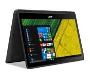 "Acer Spin SP515-51GN-52W0 1.6GHz i5-8250U 15.6"" 1920 x 1080Pixels Touchscreen Grijs Hybride (2-in-1)"