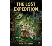 Book The Lost Expedition: A Game of Survival in the Amazon