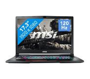 "MSI Gaming GE73VR 7RE-(Raider)010BE 2.8GHz i7-7700HQ 17.3"" 1920 x 1080Pixels Notebook"