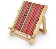 Book Deckchair Bookchair - Gestreept Multi