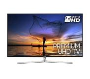 "Samsung UE49MU8000 49"" 4K Ultra HD Smart TV Wi-Fi Zwart, Zilver LED TV"
