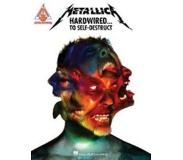 Book Metallica Hardwired to Self Destruct Note-for-Note Guitar Book