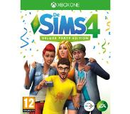 Electronic Arts De Sims 4 Deluxe Party Edition Xbox One