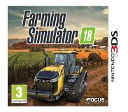 Games Farming simulator 18 (3DS)