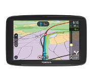 "TomTom VIA 62 WE Handheld/Fixed 6"" Touchscreen 280g Zwart navigator"