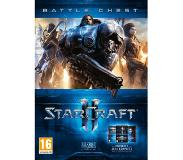 Games Activision - StarCraft II: Battlechest 2.0, PC Basis PC Frans video-game