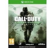 Games Activision - Call of Duty 4: Modern Warfare Remastered, Xbox One Remastered Xbox One video-game