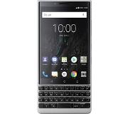 "BlackBerry Key 2 11,4 cm (4.5"") 6 GB 64 GB 4G Zilver 3500 mAh"