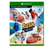 Games Microsoft - Rush: A Disney Pixar Adventure Basis Xbox One Meertalig video-game