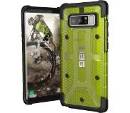 Urban Armor Gear UAG Plasma Citron Samsung Galaxy Note 8 Back Cover Groen