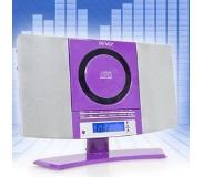 Denver MC-5220 PURPLE Grijs, Paars
