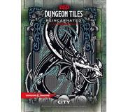 Book D&D Dungeon Tiles Reincarnated City