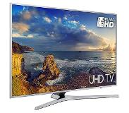 "Samsung UE55MU6400 55"" 4K Ultra HD Smart TV Wi-Fi Zwart, Zilver LED TV"