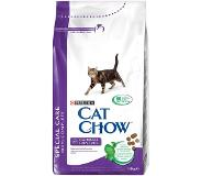 Cat Chow 15kg Adult Special Care Hairball Control Cat Chow Kattenvoer