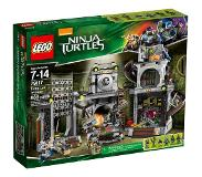 LEGO Teenage Mutant Ninja Turtles 79117 Invasie in het Turtle Hoofdkwartier