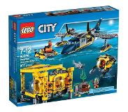 LEGO City 60096 Diepzee Basis