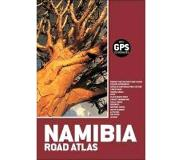 Book Road Atlas Namibia
