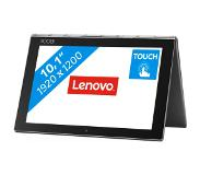 "Lenovo Yoga Book 1.44GHz x5-Z8550 10.1"" 1920 x 1200Pixels Touchscreen Grijs Hybride (2-in-1)"