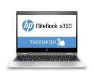"HP EliteBook x360 1020 G2 2.50GHz i5-7200U 12.5"" 1920 x 1080Pixels Touchscreen Zilver Notebook"
