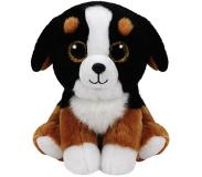 TY Classic knuffel hond Roscoe - 33 cm