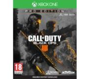 Games Xbox One Call of Duty Black Ops 4 Pro Edition