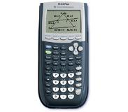 Texas Instruments TI-84 Plus calculator Pocket Grafische rekenmachine Zwart