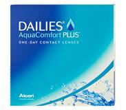 Alcon Dailies AquaComfort Plus (180 lenzen)