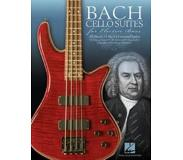 Book Bach Cello Suites for Electric Bass