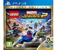 LEGO PS4 LEGO Marvel Super Heroes 2 Deluxe Edition