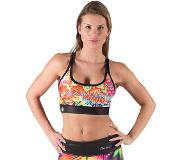 Gorilla wear Venice Sport Bra - Multi Color Mix - S