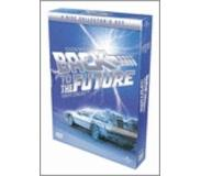 Actie & Avontuur Michael J. Fox, Christopher Lloyd & Lea Thompson - Back To The Future Trilogy (DVD)