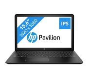 "HP Pavilion Power 15-cb002nb 2.8GHz i7-7700HQ 15.6"" 1920 x 1080Pixels Zwart Chromebook"