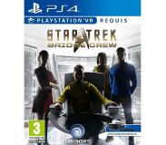 Games Ubisoft - Star Trek: Bridge Crew, PlayStation VR Basis PlayStation 4 Engels video-game