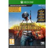 Games Microsoft - PLAYERUNKNOWN'S BATTLEGROUNDS Basis Xbox One Meertalig video-game