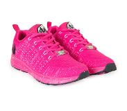 Gorilla wear Brooklyn Knitted Sneakers - Pink/White - 37