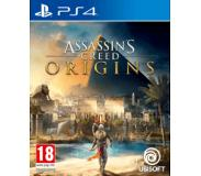 Games Ubisoft - Assassin's Creed Origins, PS4 Basis PlayStation 4 video-game