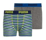 Puma BASIC 2 PACK Hipster green/blue 158-164