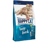 Happy Cat 10kg Adult Large Breed Happy Cat Kattenvoer